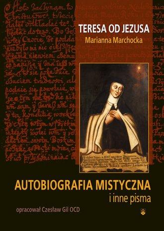 Autobiografia mistyczna i inne - okładka książki