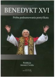 Benedykt XVI. Próba podsumowania - okładka książki