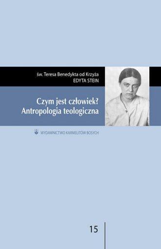 Czym jest człowiek? Antropologia - okładka książki