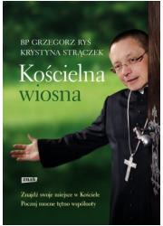 Kościelna wiosna - okładka książki