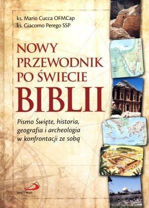 Nowy przewodnik po świecie Biblii - okładka książki