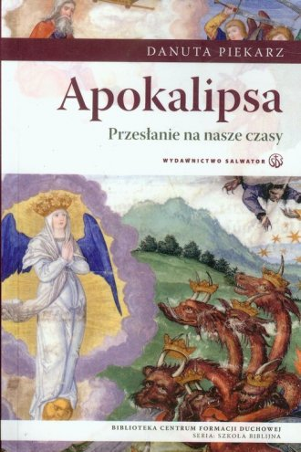 Apokalipsa. Przesłanie na nasze - okładka książki