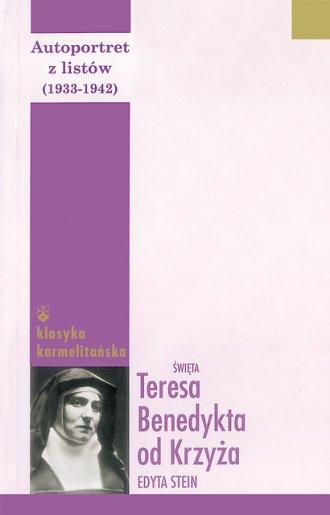 Autoportret z listów (1933-1942). - okładka książki