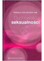 Duchowość seksualności - okładka książki