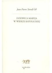 Dziewica Maryja w wierze katolickiej - okładka książki