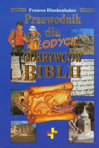 Przewodnik dla młodych odkrywców - okładka książki