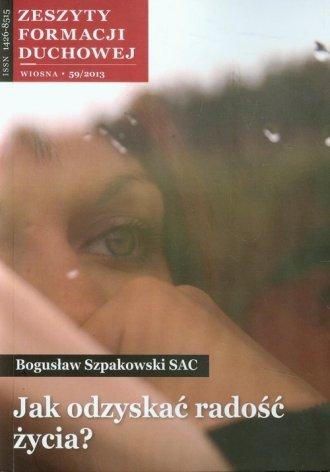 Zeszyty formacji duchowej nr 59. - okładka książki