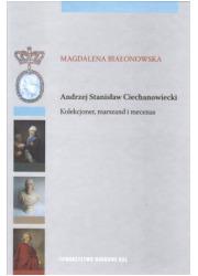 Andrzej Stanisław Ciechanowiecki. - okładka książki