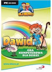 Dawid (gra komputerowa) - pudełko programu