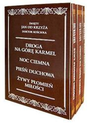 Dzieła Świętego Jana od Krzyża. - okładka książki