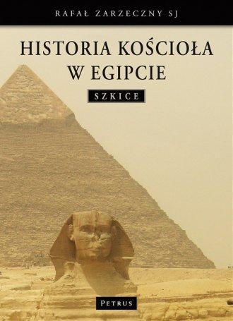 Historia kościoła w Egipcie. Szkice - okładka książki