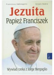 Jezuita. Papież Franciszek - okładka książki