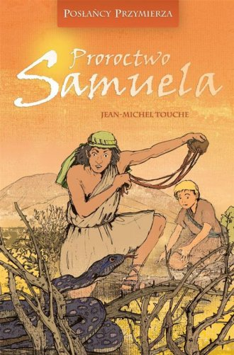 Proroctwo Samuela - okładka książki