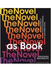 The Novel as Book - okładka książki