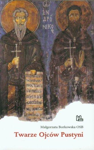 Twarze Ojców Pustyni - okładka książki