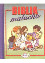 Biblia malucha - okładka książki