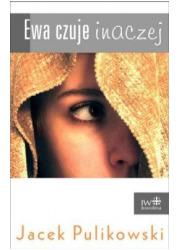Ewa czuje inaczej - okładka książki