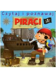 Czytaj i poznawaj. Piraci - okładka książki
