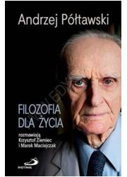Filozofia dla życia - okładka książki