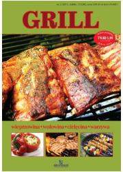 Grill: wieprzowina, wołowina, cielęcina, - okładka książki