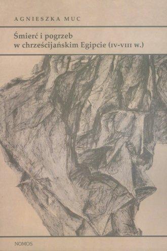 Śmierć i pogrzeb w chrześcijańskim - okładka książki