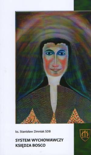 System wychowawczy księdza Bosco - okładka książki