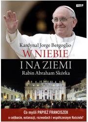 W niebie i na ziemi - okładka książki