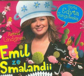 Emil ze Smalandii (CD mp3) - pudełko audiobooku