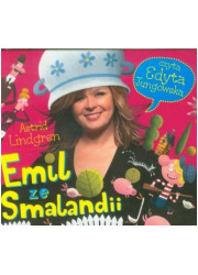 Emil ze Smalandii (CD mp3) - pudełko audiobooku