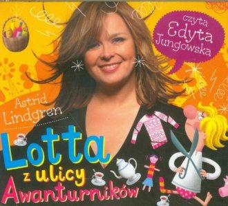 Lotta z ulicy Awanturników (CD - pudełko audiobooku