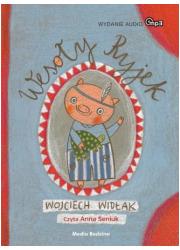 Wesoły Ryjek (CD mp3) - pudełko audiobooku