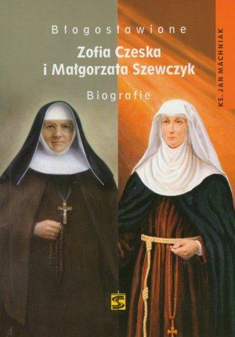 Błogosławione Zofia Czeska i Małgorzata - okładka książki