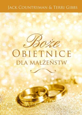 Boże obietnice dla małżeństw - okładka książki