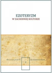 Ezoteryzm w zachodniej kulturze. - okładka książki