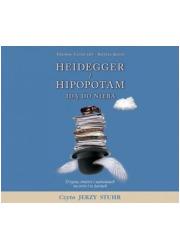 Heidegger i hipopotam idą do nieba. - pudełko audiobooku