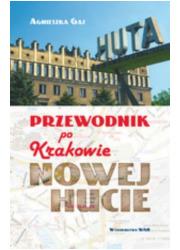 Przewodnik po Krakowie - Nowej - okładka książki