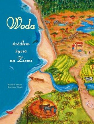 Woda źródłem życia na Ziemi - okładka książki
