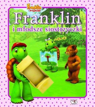 Franklin i młodsze siostrzyczki - okładka książki