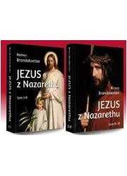 Jezus z Nazarethu. Tomy 1-4. KOMPLET - okładka książki