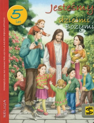 Jesteśmy dziećmi Bożymi. Podręcznik - okładka podręcznika