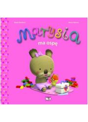Marysia ma ospę - okładka książki