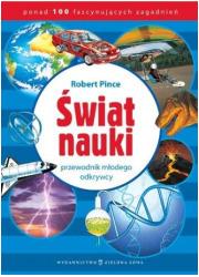 Świat nauki. Przewodnik młodego - okładka książki