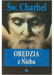Orędzia z Nieba - okładka książki