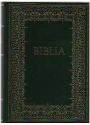 Biblia Podróżna - okładka książki