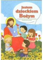 Jestem dzieckiem Bożym. Religia. - okładka książki