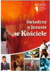 Świadczę o Jezusie w Kościele. - okładka książki
