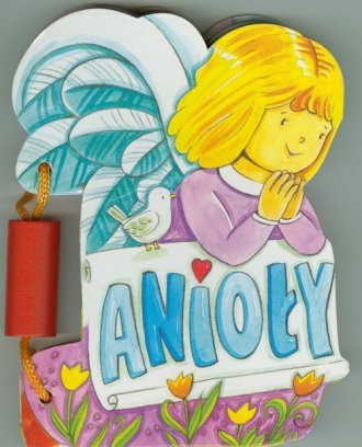 Anioły - okładka książki