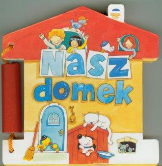 Nasz domek - okładka książki