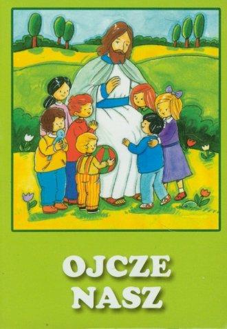 Ojcze nasz - okładka książki