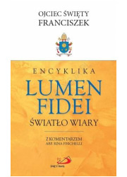 Encyklika Lumen Fidei. Światło - okładka książki